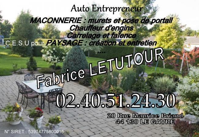 Mon parcours auto entrepreneur en petite maconnerie et for Paysagiste auto entrepreneur