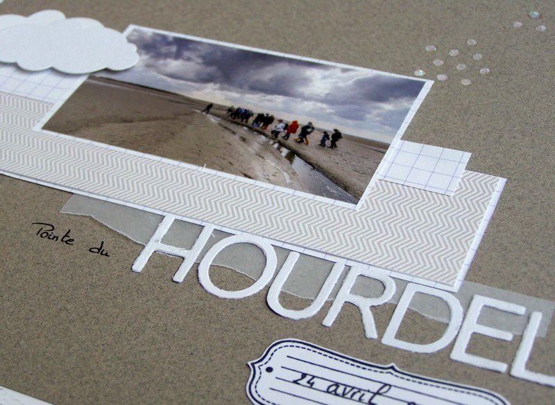Pointe du HOURDEL