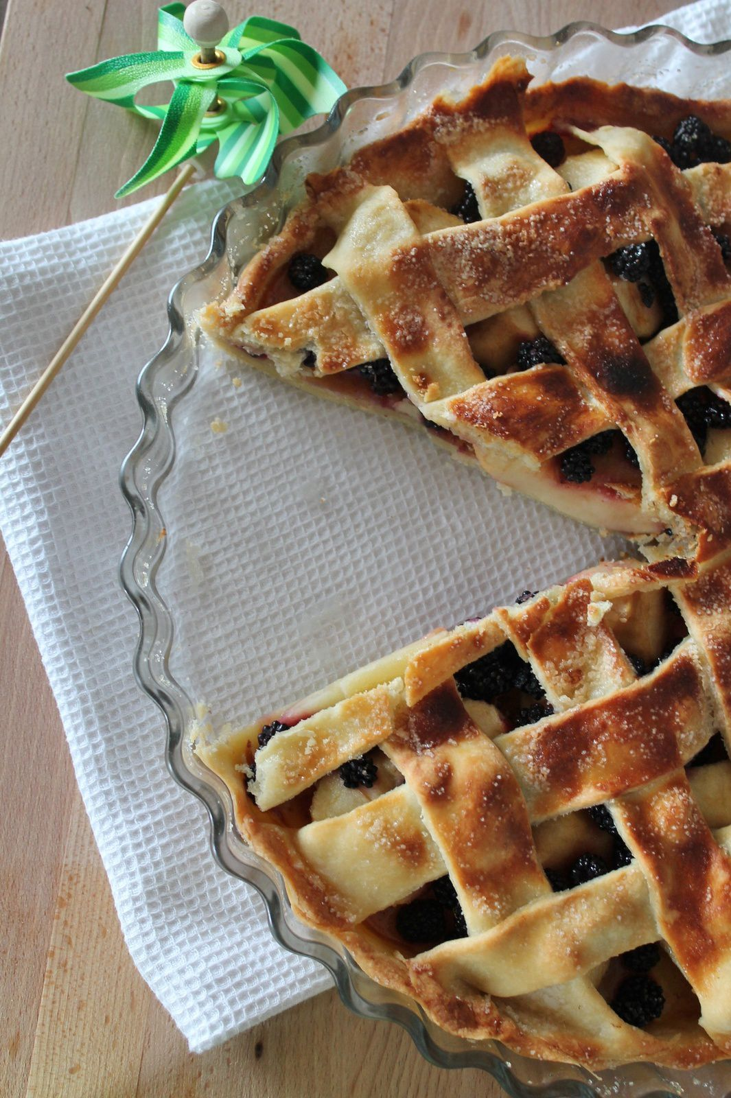 tarta de poma (tarte aux pommes)