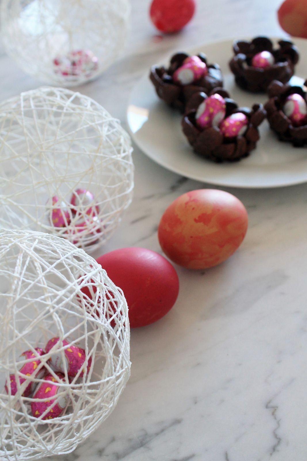 Ous de Pasqua (oeufs de Pâques)