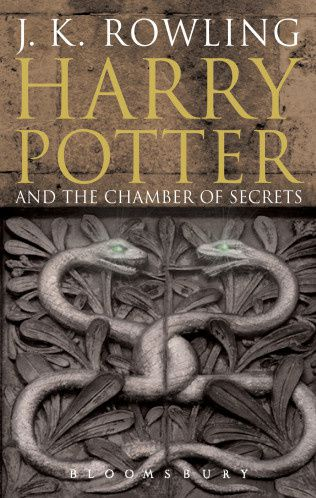 Harry Potter and the chamber of secrets de J.K. Rowling