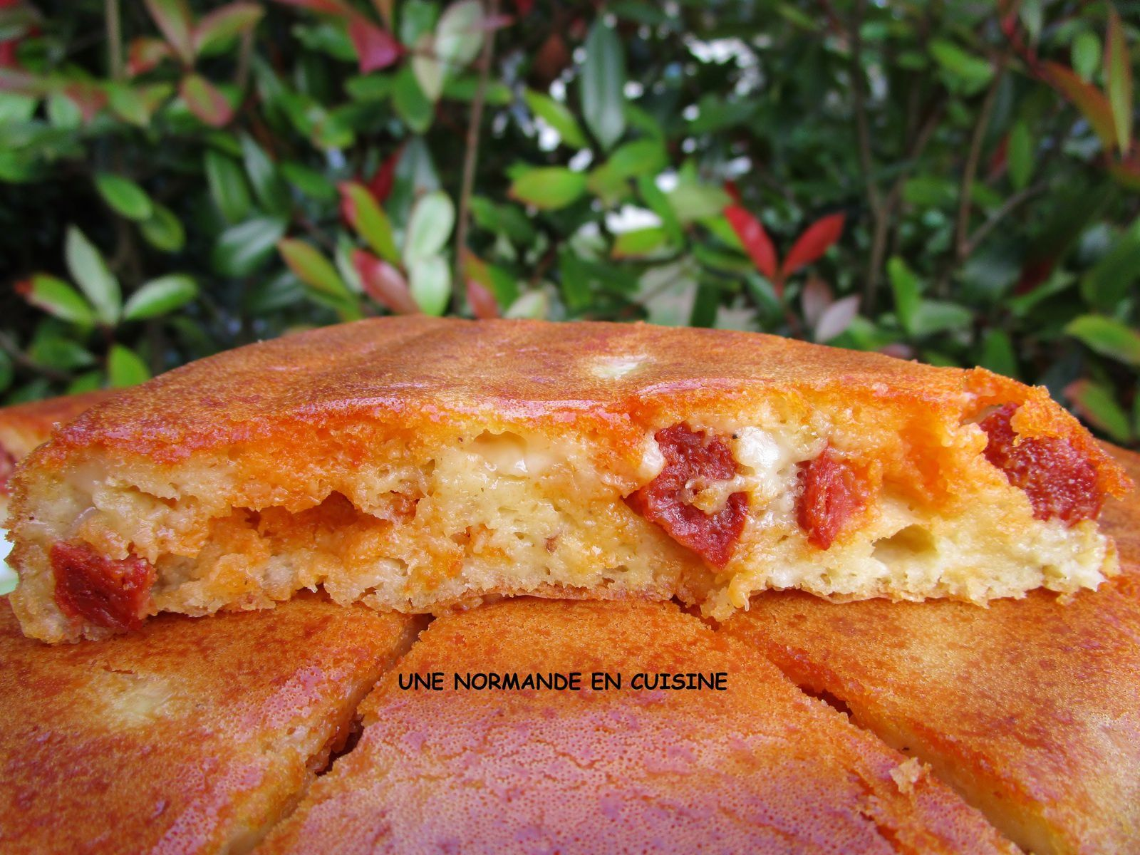 Image Result For Recette Cake Chorizo Maroilles