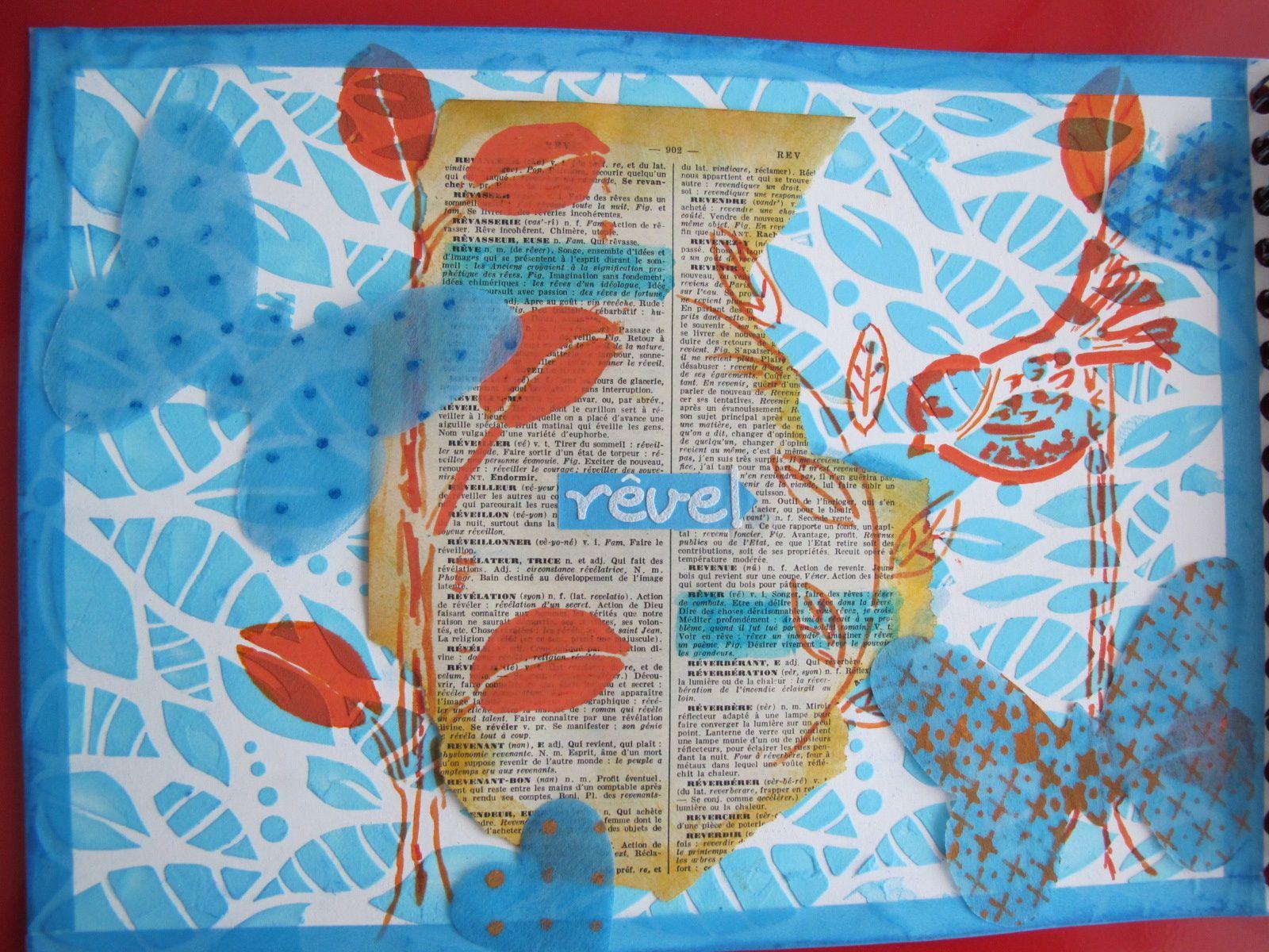 Art Journal : Rêve