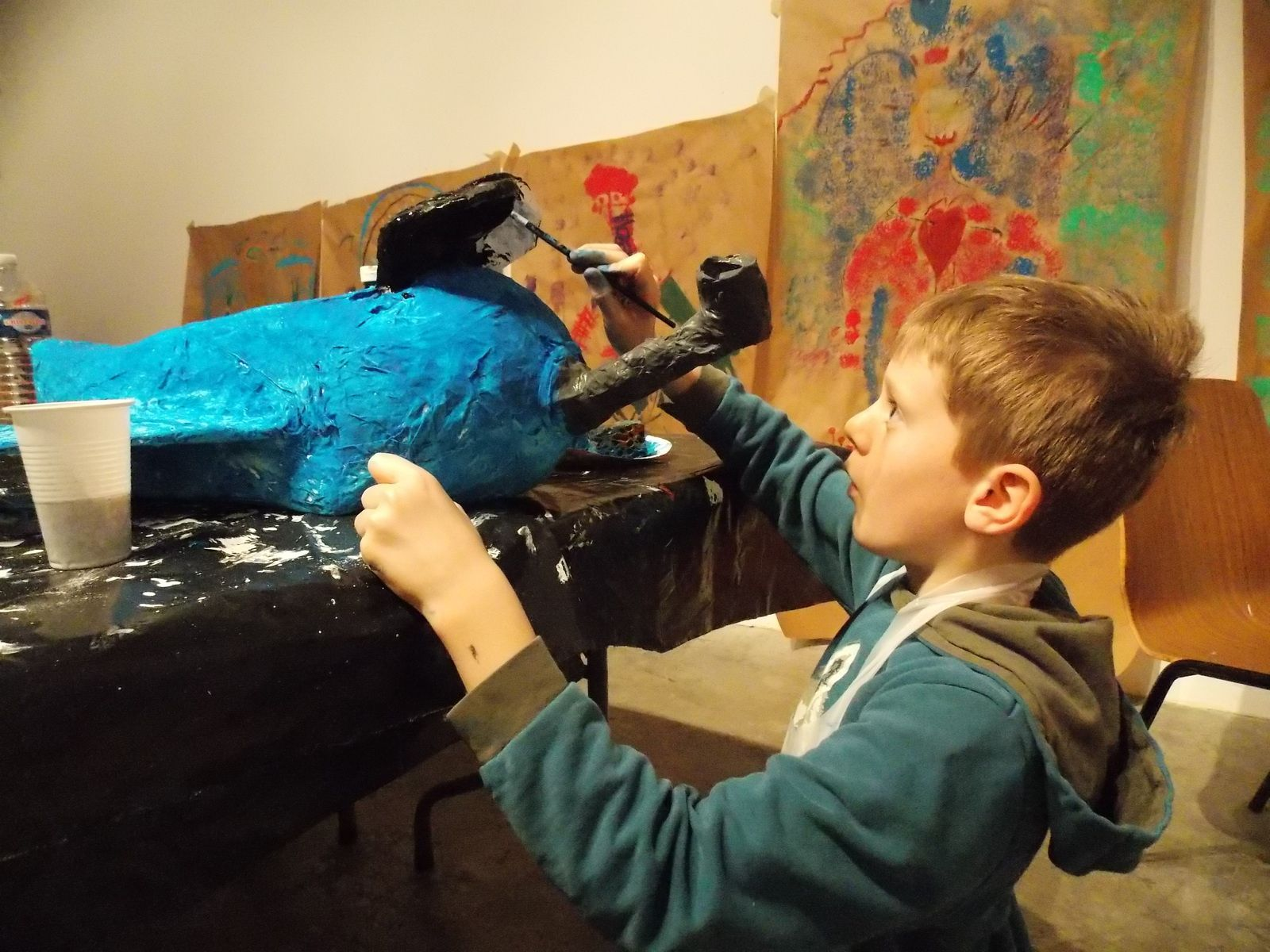 Atelier de la cigogne du mercredi 19 mars 2014