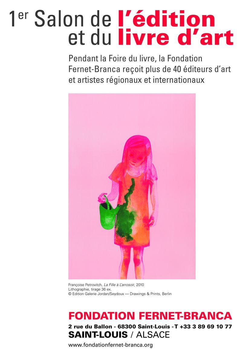 Vendredi 24, samedi 25 et dimanche 26 avril pour la première fois à la Fondation Fernet-Branca...