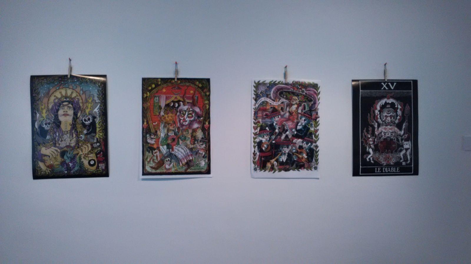 FONDATION FERNET-BRANCA salon de l'édition et du livre d'art