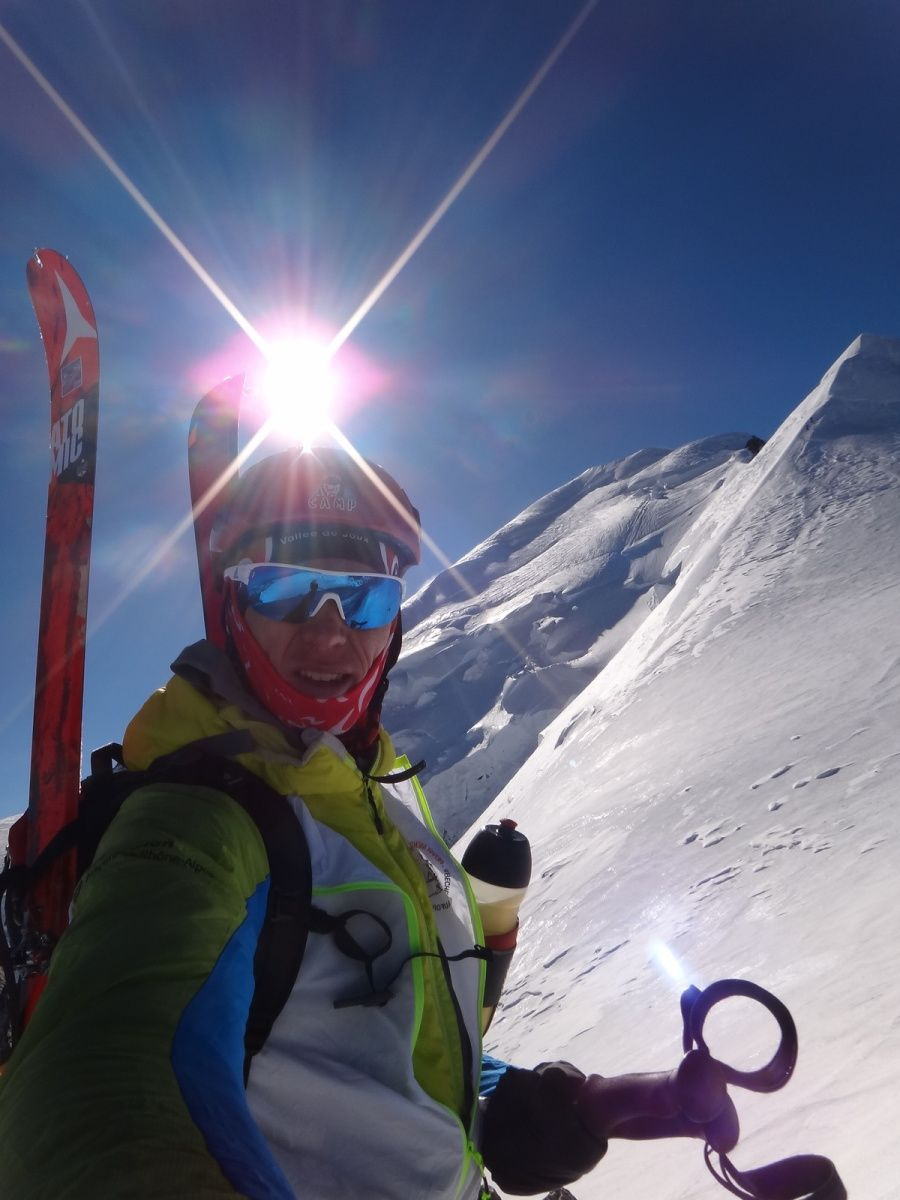 Mont-Blanc Express !