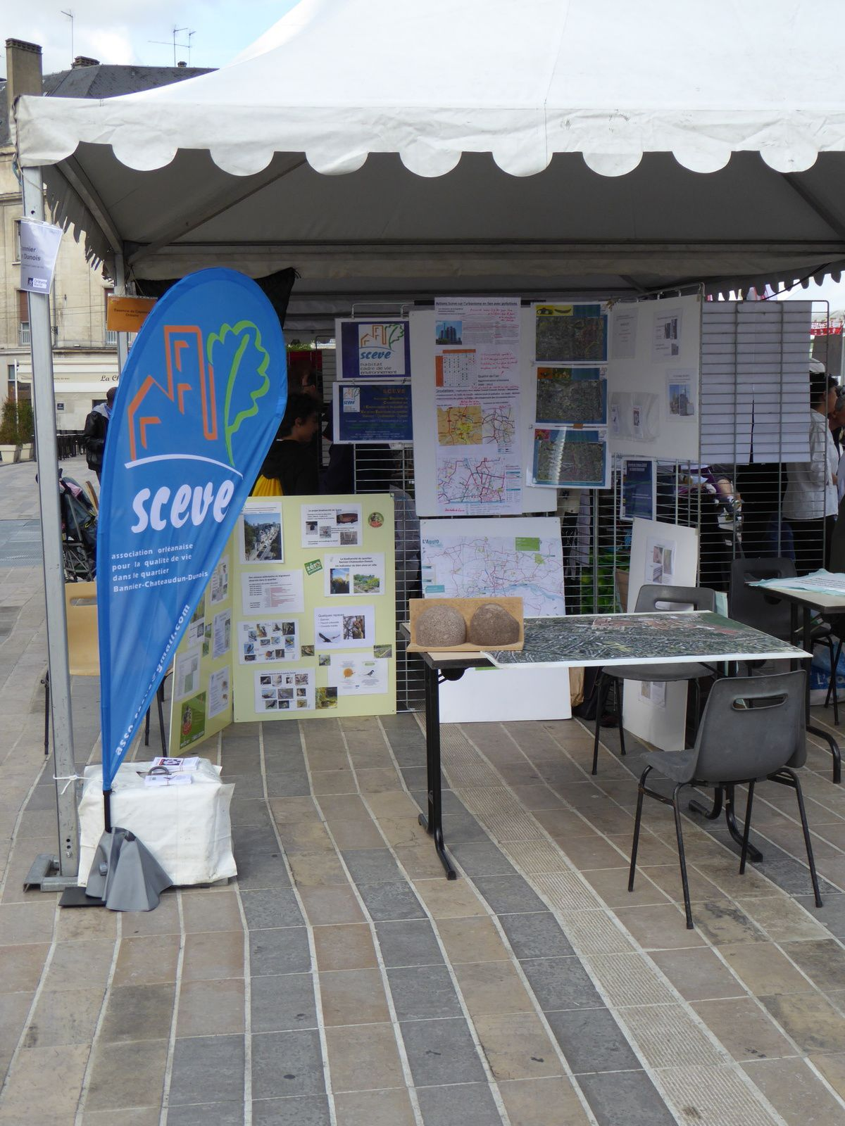 le stand 2015