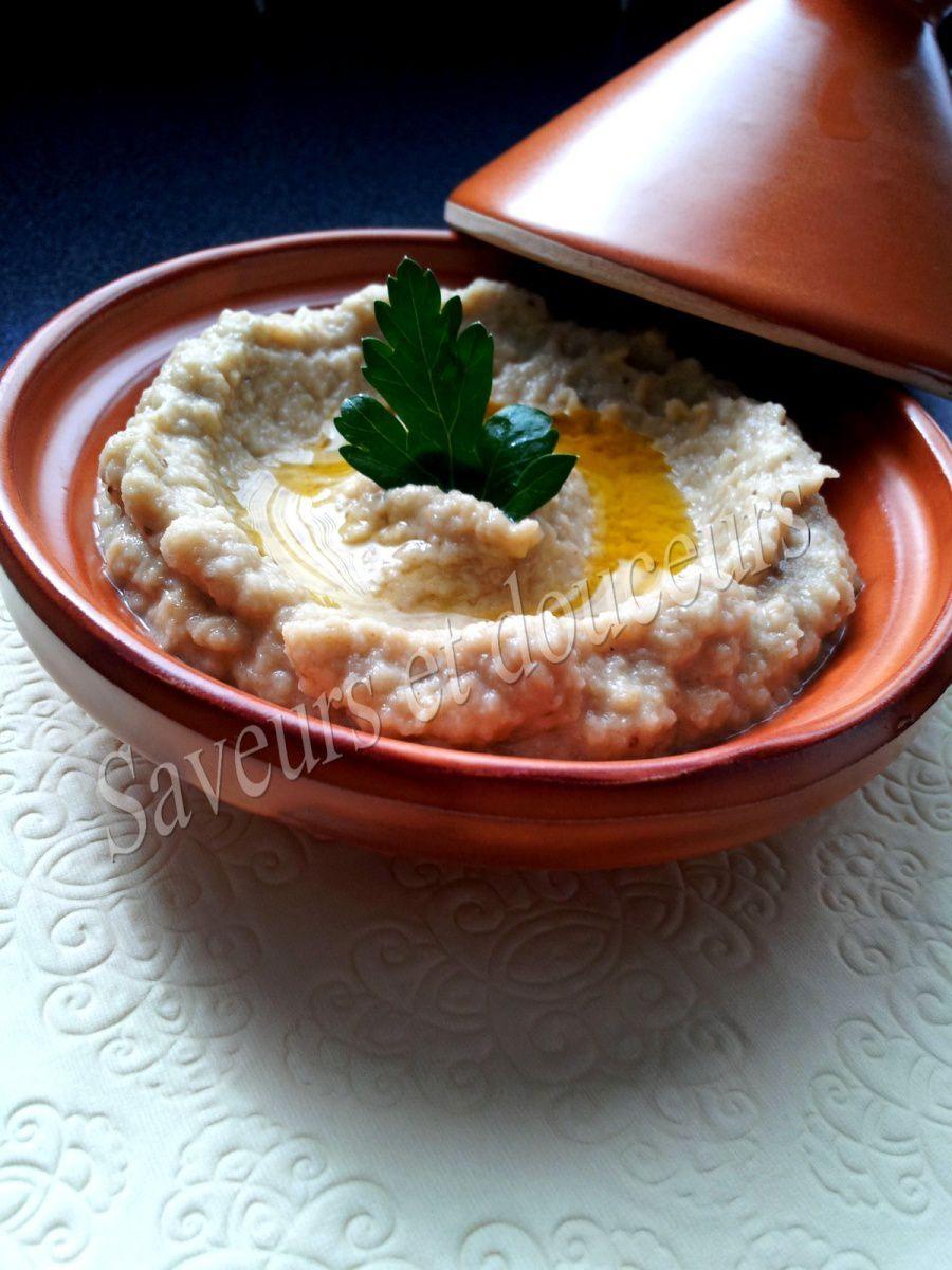Caviar d'aubergine Libanais