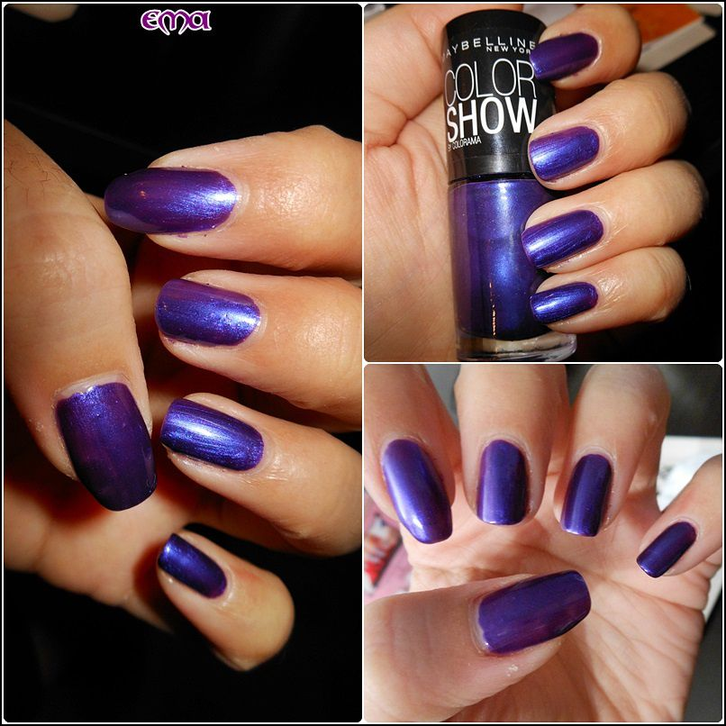 184 lightwave - maybelline color show