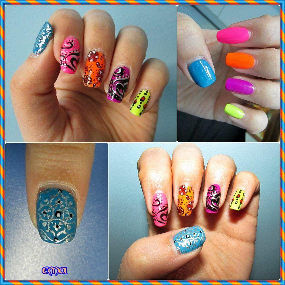 Participations aux concours nail art