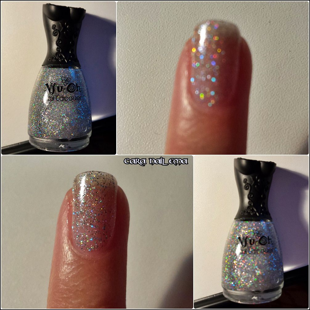 NFU OH GS07, Alias mon diamant hypnotique et son stamping musical