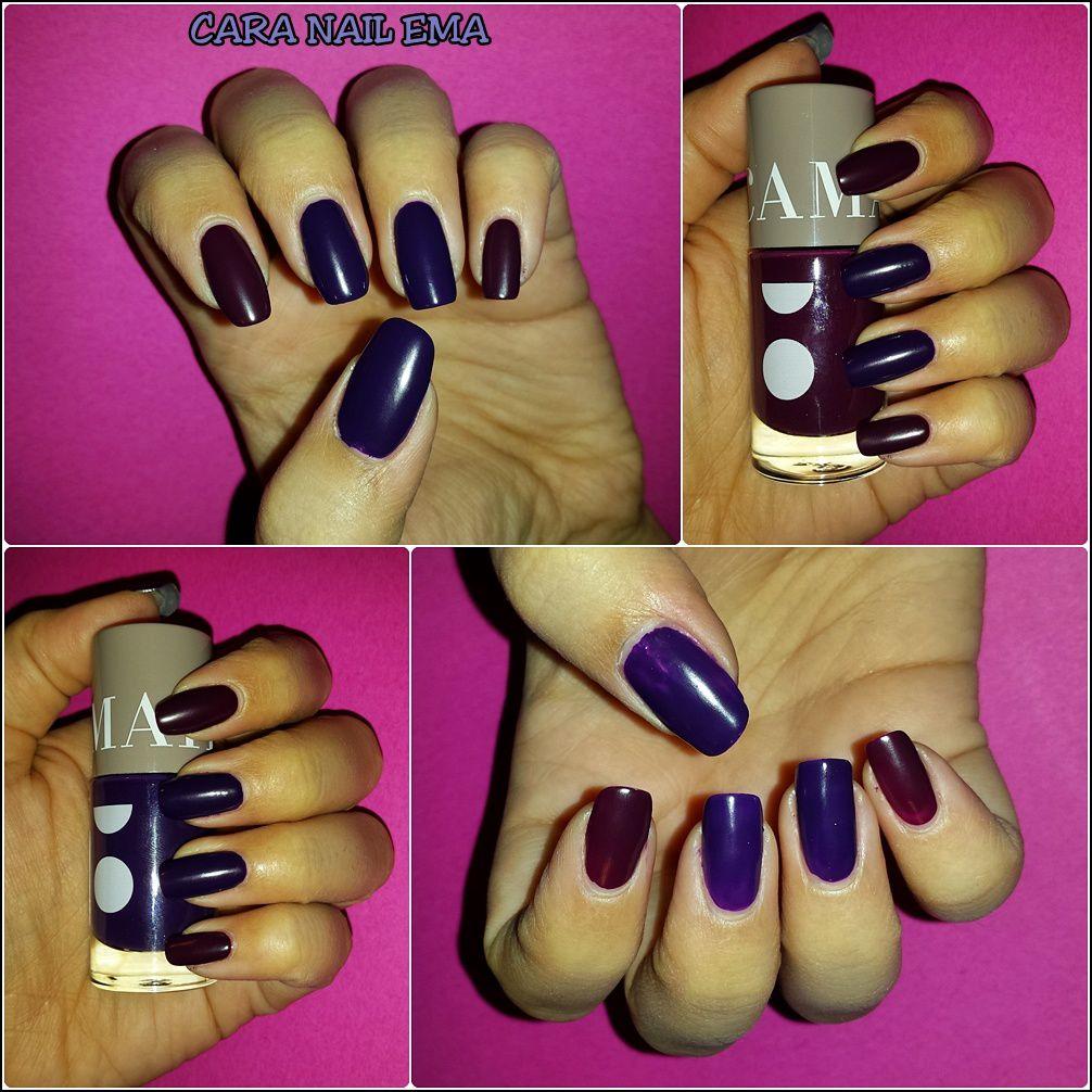 Duo de violets &quot&#x3B;camaieu&quot&#x3B; et stamping Gals GA33