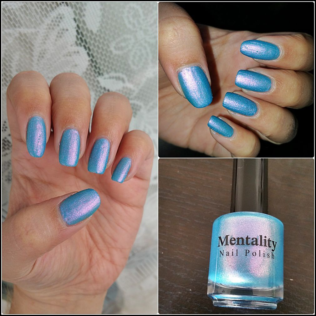 Mentality Gala et son stamping Watermarble