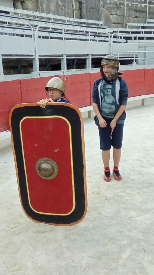 Hugo et Thomas ont été choisis comme apprentis