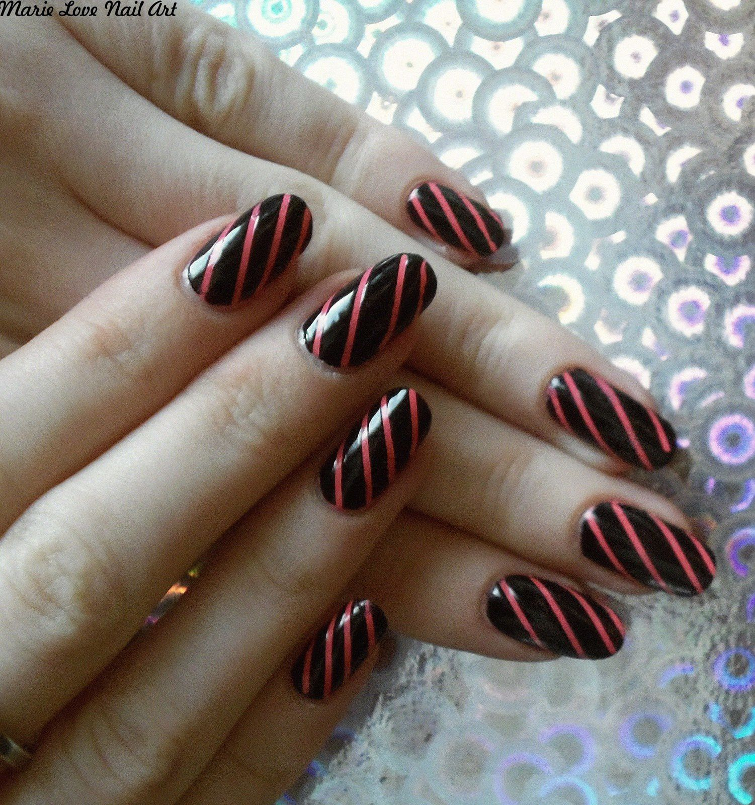 Nail art stipping tape