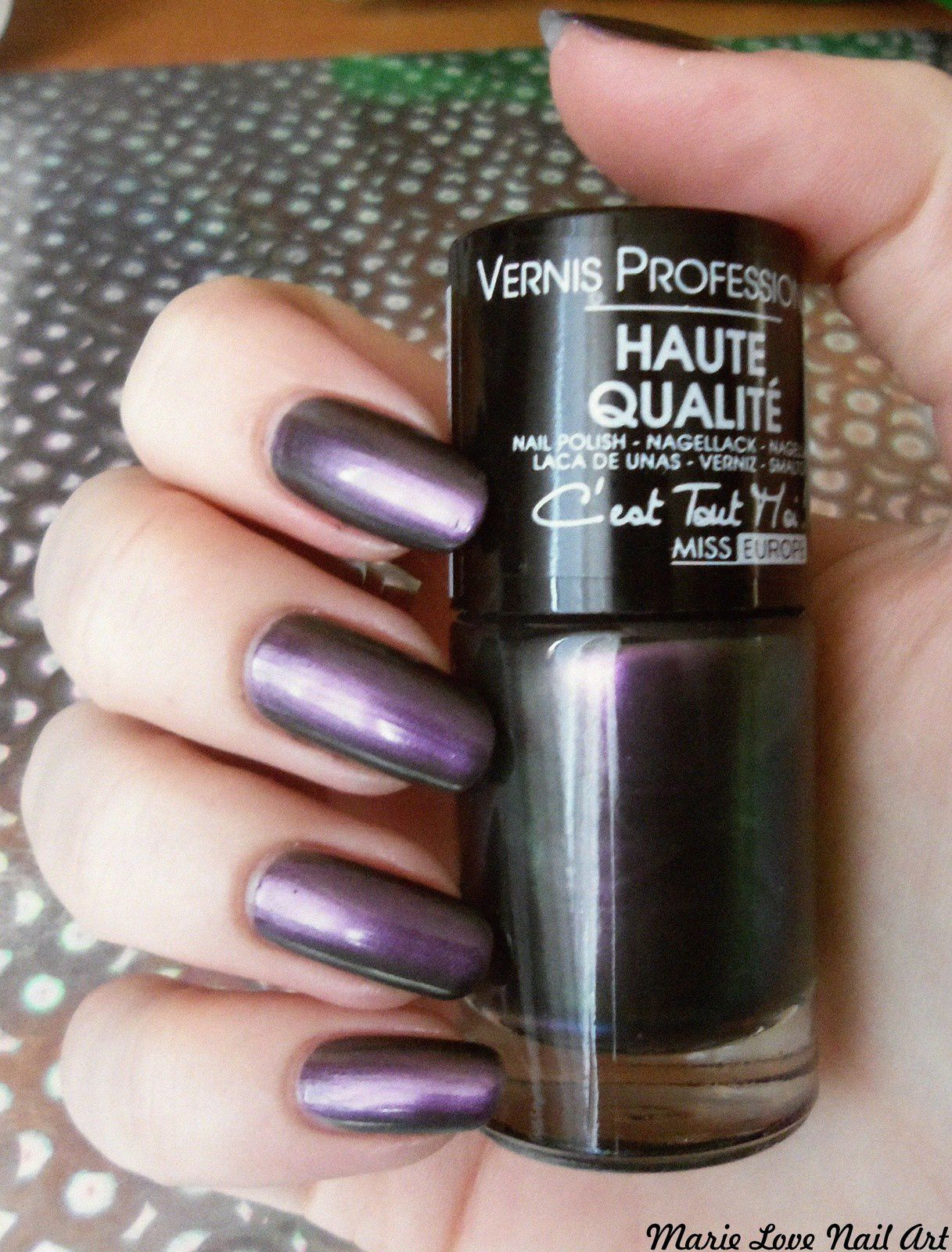 Miss Europe - Mauve Addict