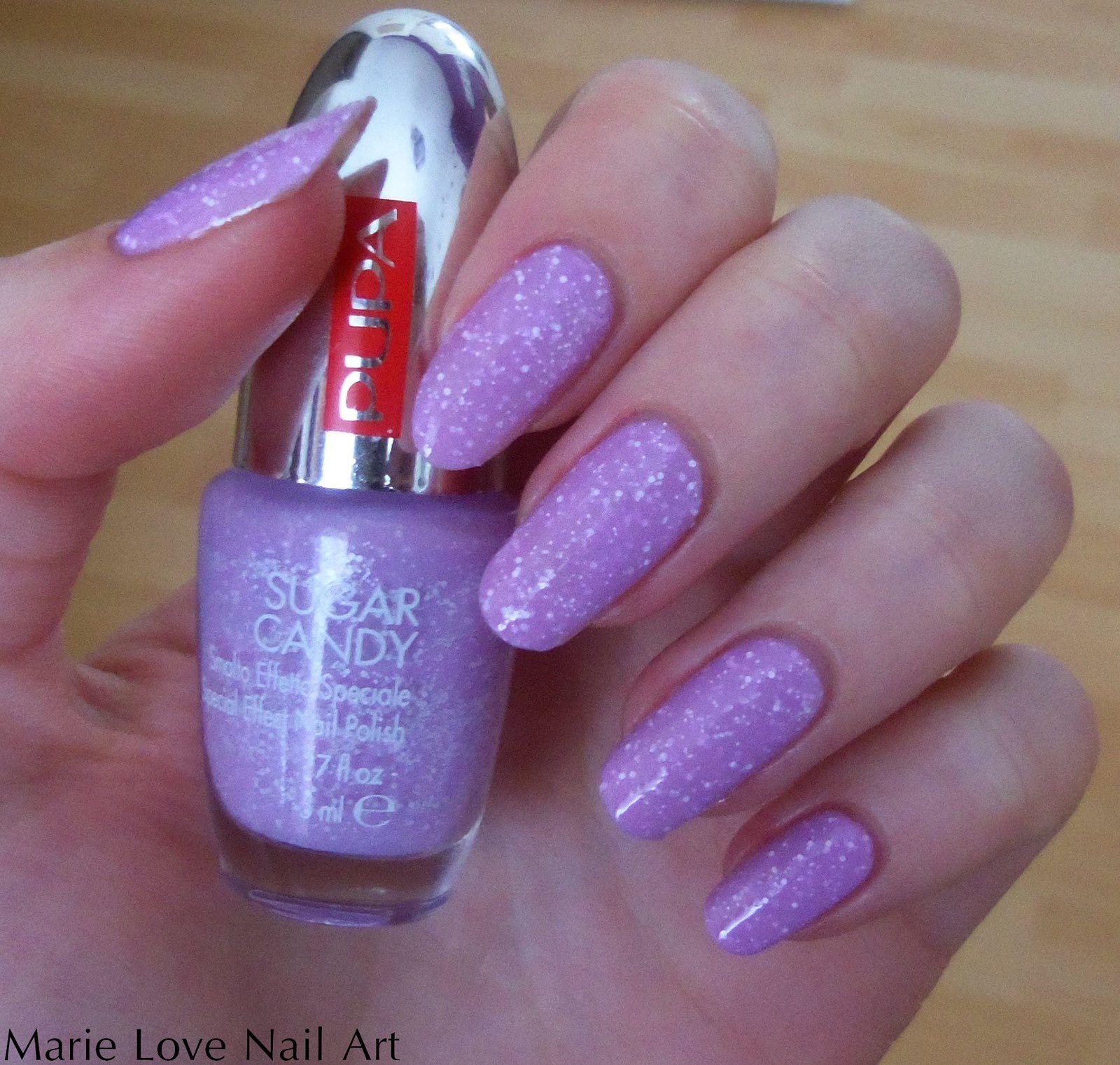 Pupa - Sugar Candy Lilac 001