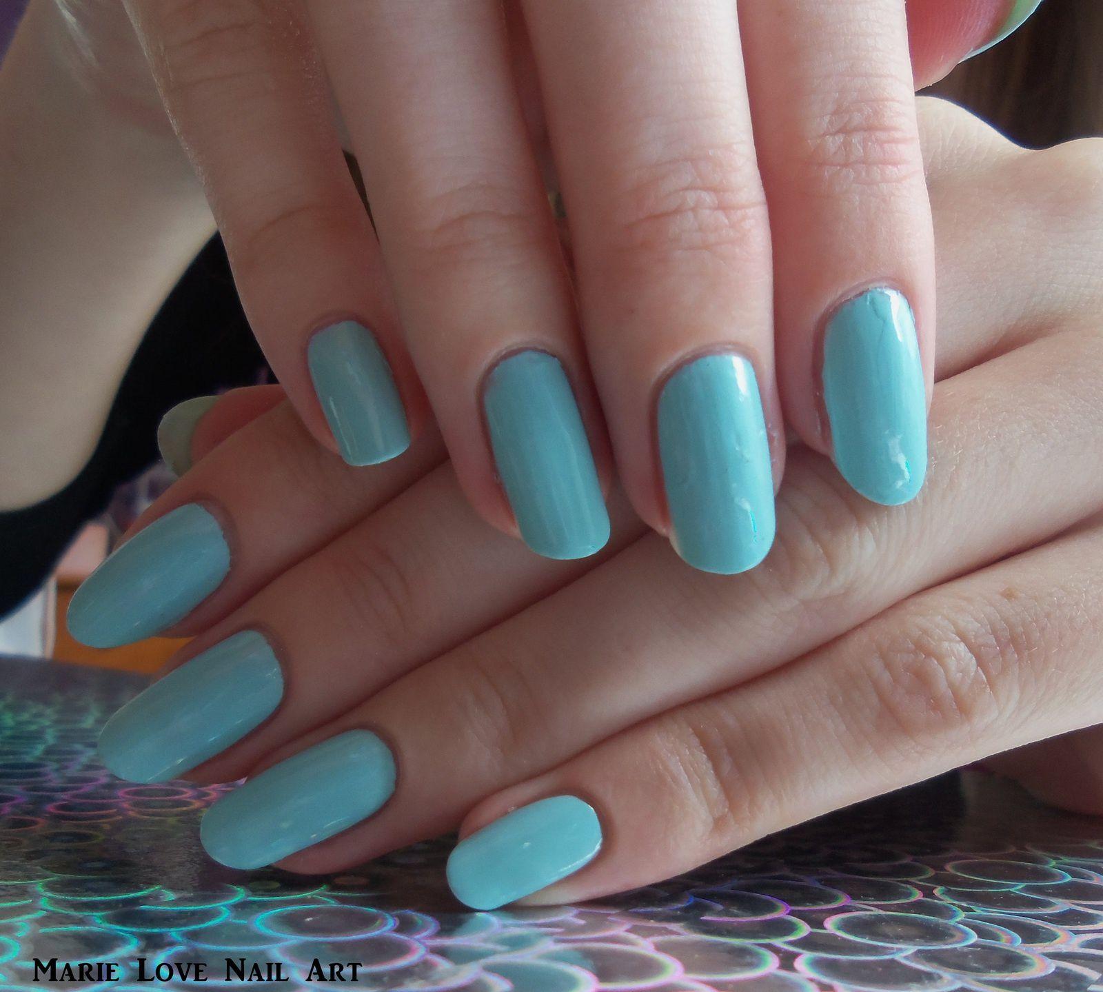 Claire's - Bleu Ciel
