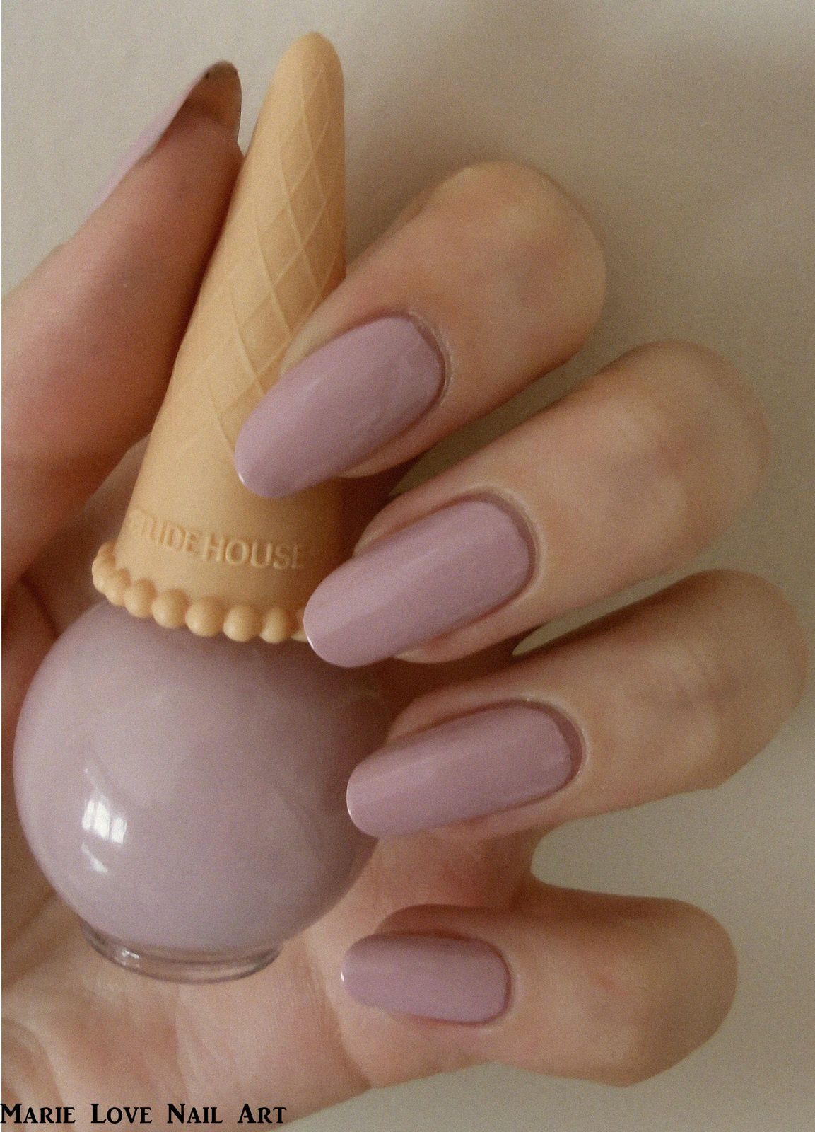 Etude House - Ice Cream Nails