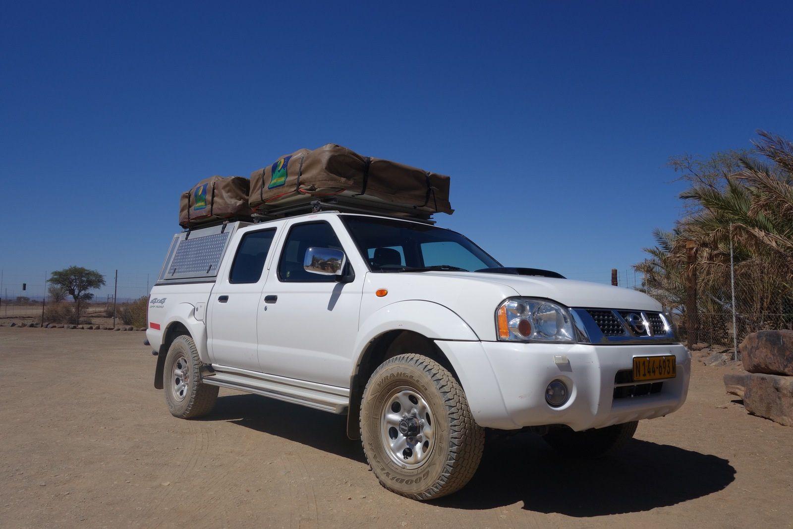 NAMIBIE 2 La voiture