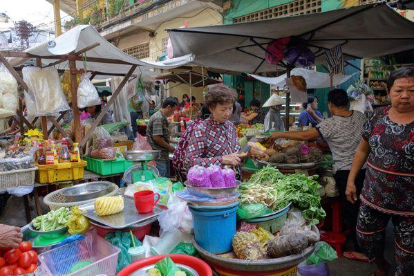 Saïgon-Ho chi minh ville