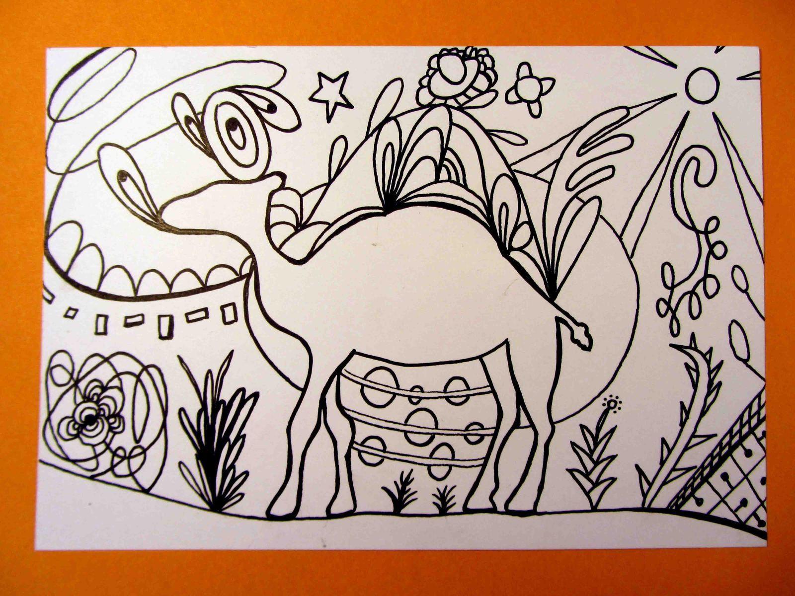 Les beaux dessins... Le graphisme de &quot&#x3B;Fan&quot&#x3B;.