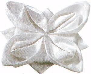 Une fleur en tissu pour la fête des mères: merci Blanche!