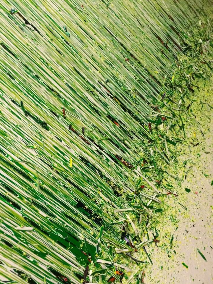 Bamboo Forest (detail)