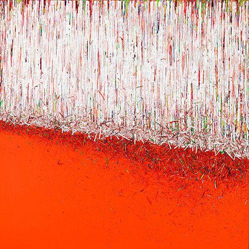 acrylique sur toile, 170 x 170 cm, 2014