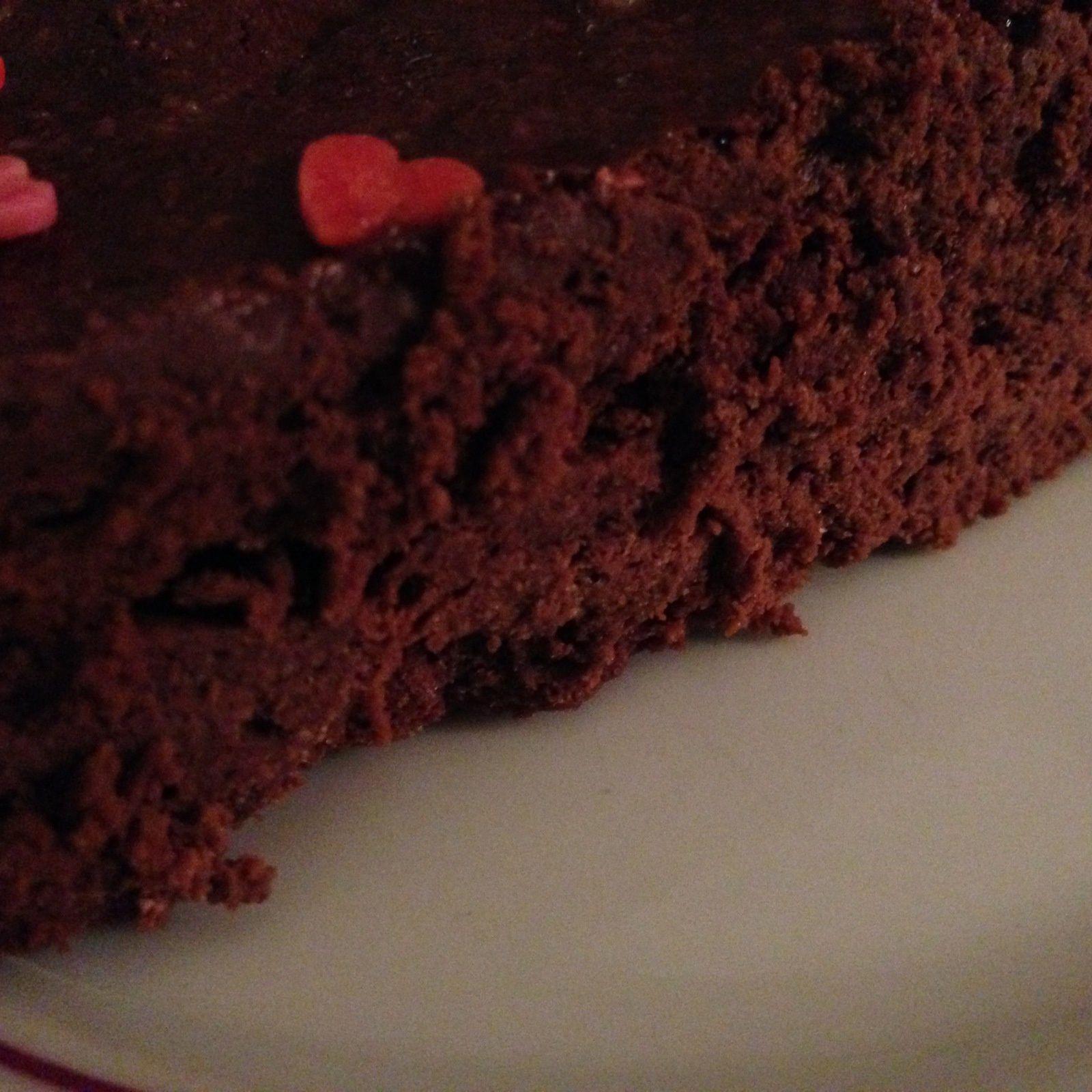 Fondant au chocolat et à la ricotta