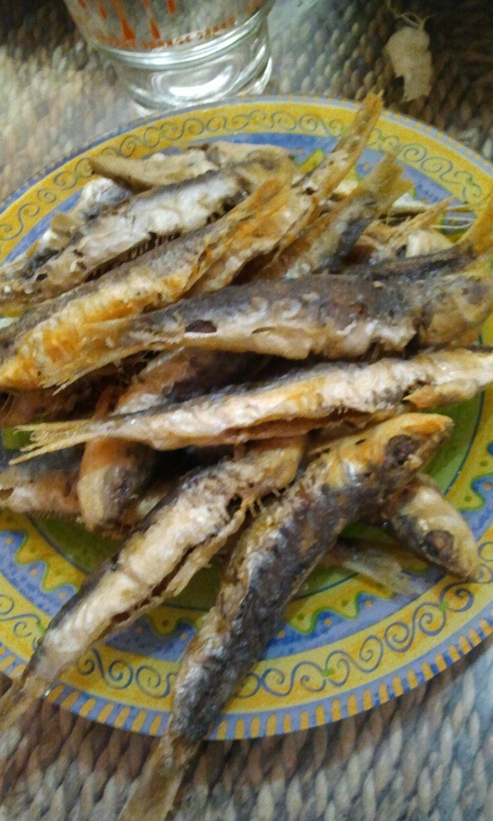 sardine scabeche