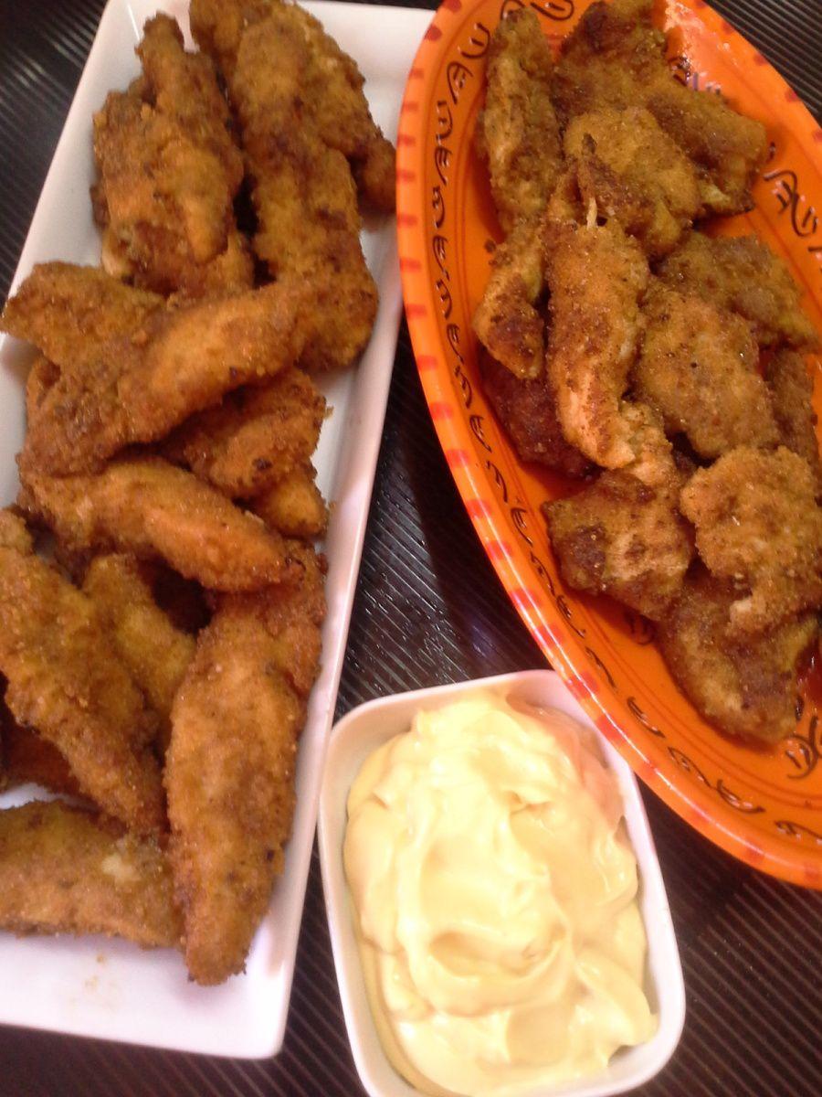 croquettes de poulet extra moelleuses