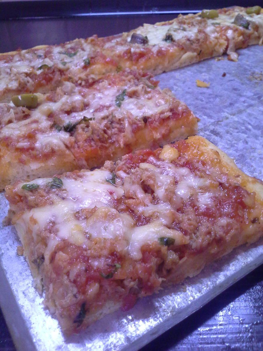 La Pâte  à Pizza  &quot&#x3B;mixte&quot&#x3B;