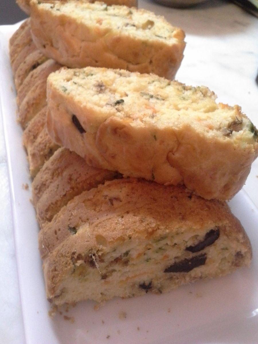 Cake au Anchois