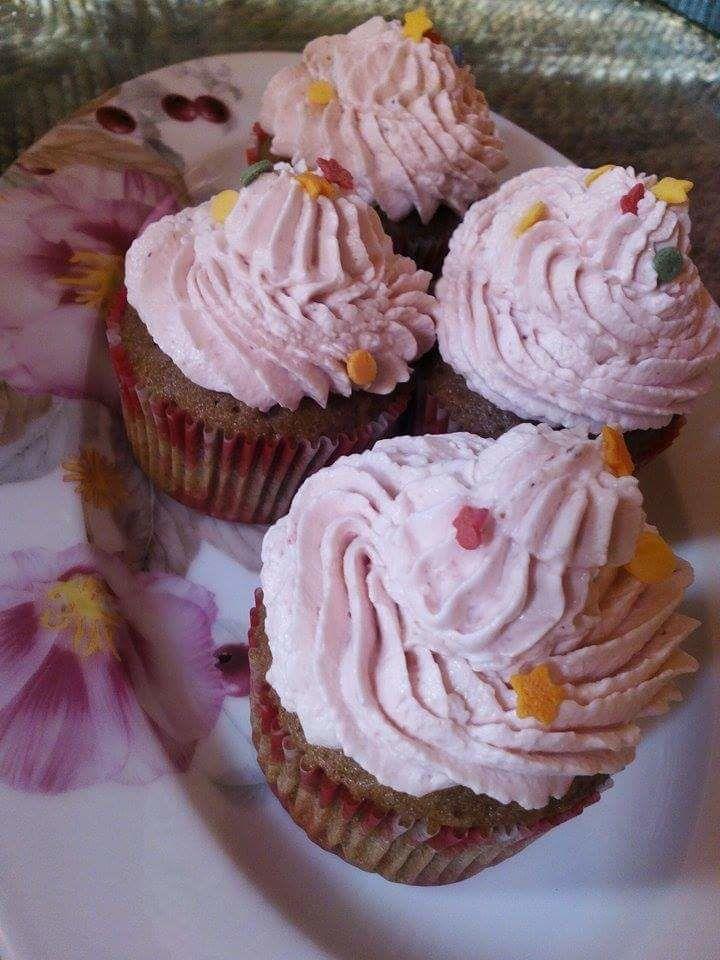Mes premiers cupcakes