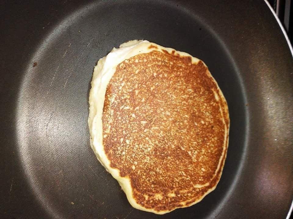 &quot&#x3B;Harcha&quot&#x3B;Galette de semoule façon  pancake
