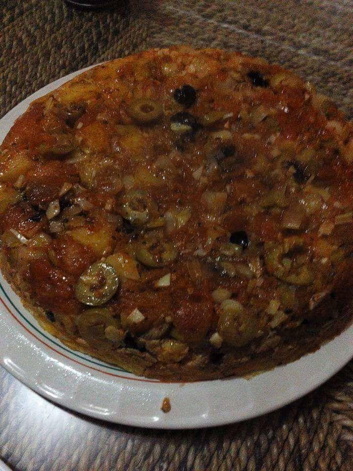 Omelette espagnole revisitée