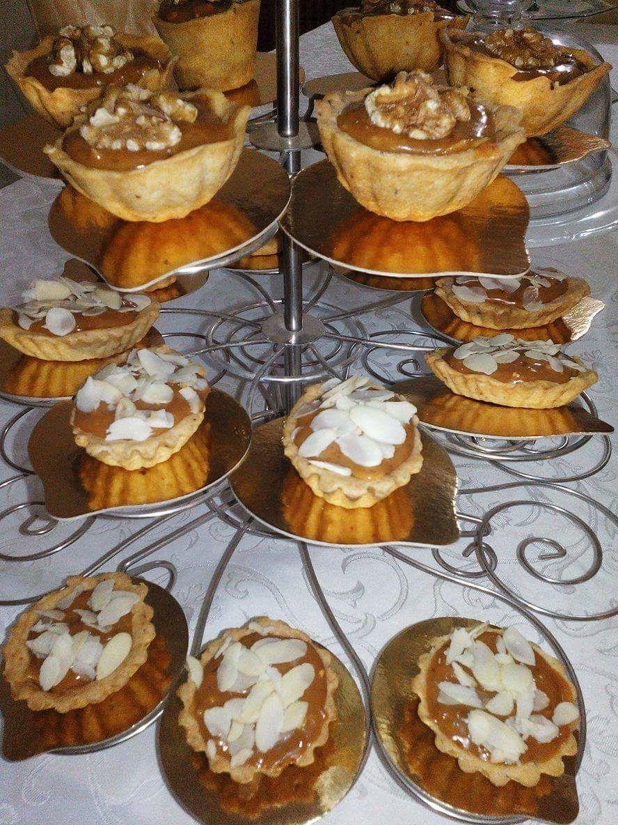 Apple Pie Cups ou &quot&#x3B;Tartelettes au Nestlé Caramel et Noix&quot&#x3B;