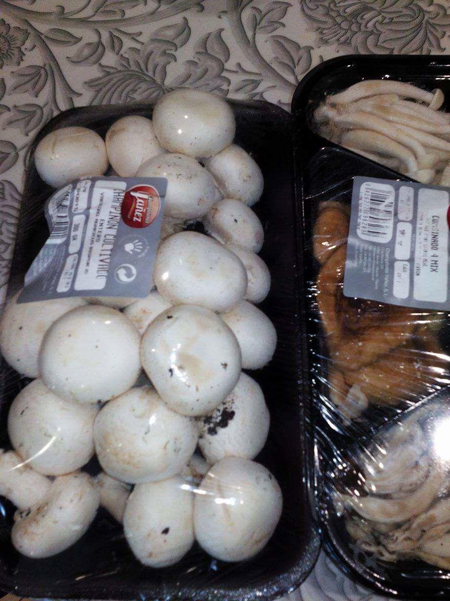Gratin pomme de terre,choufleur,brocolis et champignons