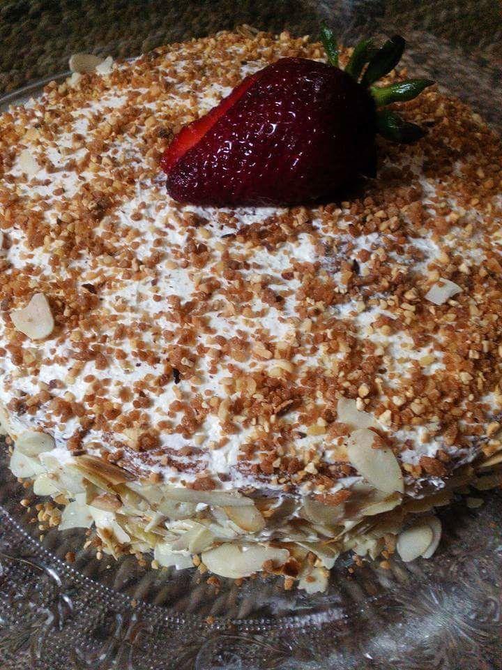 Mon molly cake au pralin