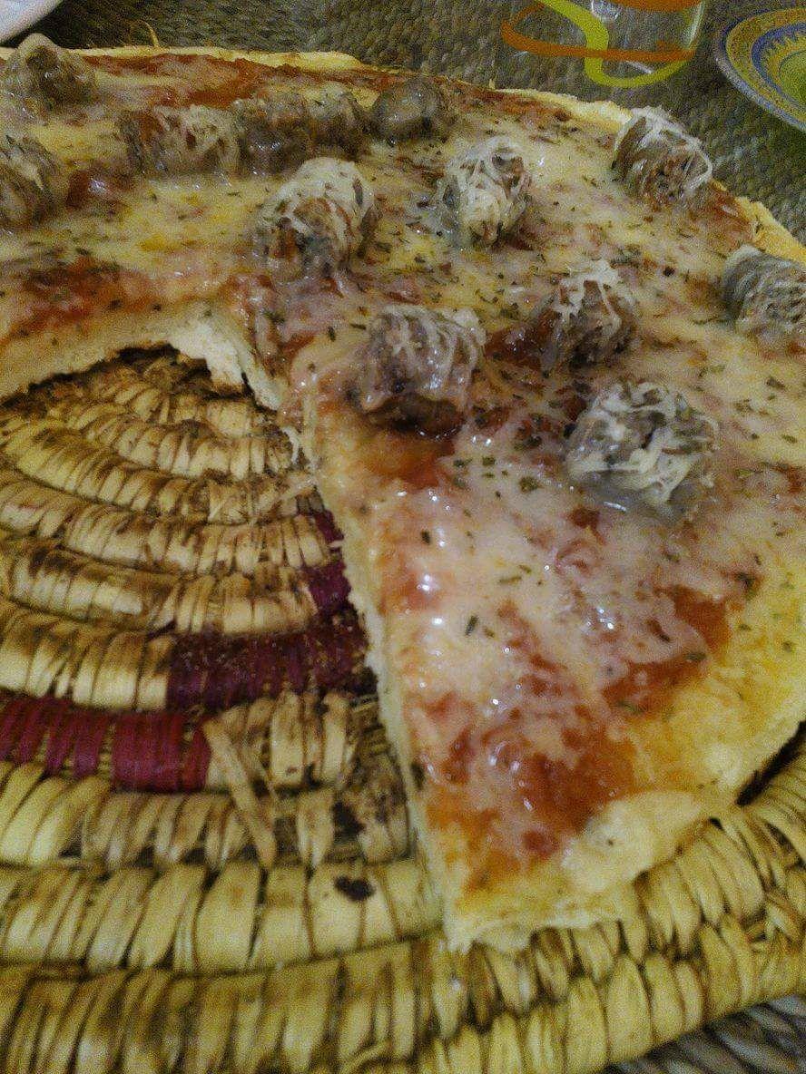 Soufflés et &quot&#x3B;Pizza Tajine&quot&#x3B;