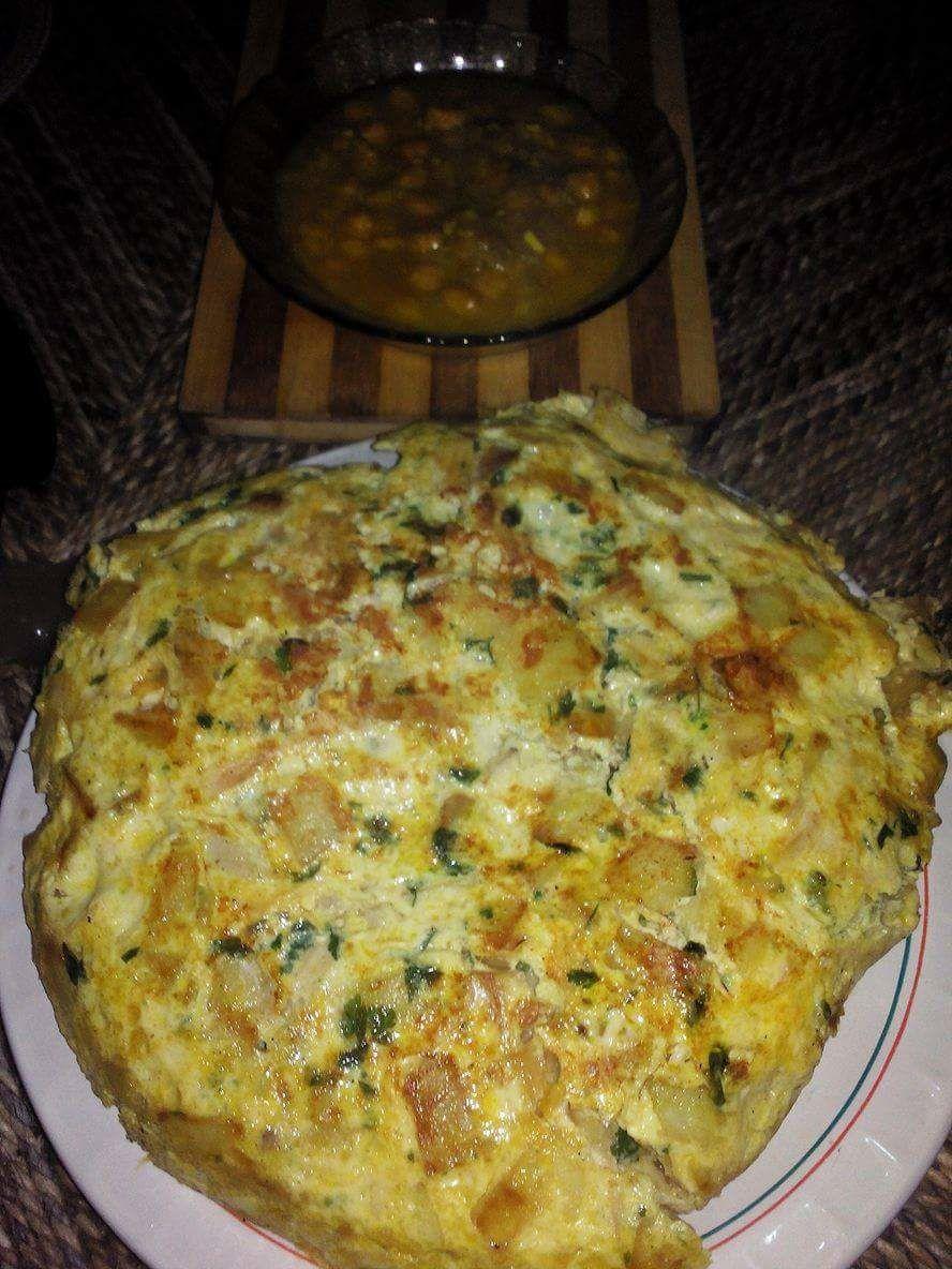 Tortilla Algérienne