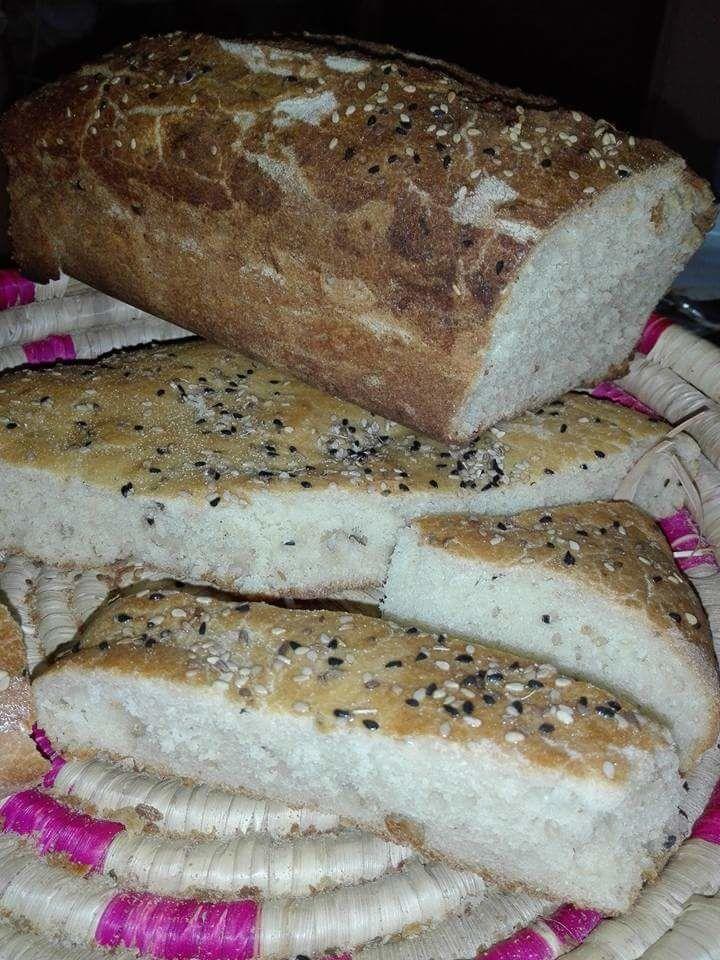 Khobz Eddar(pain maison)