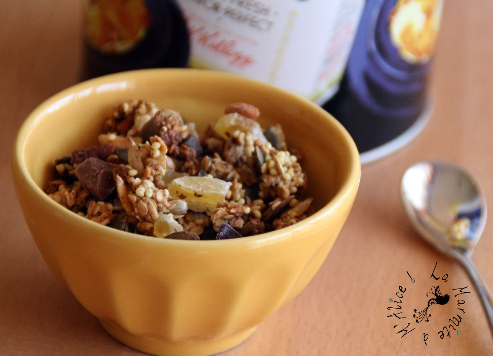 Granola Home Made, Deuxième Version