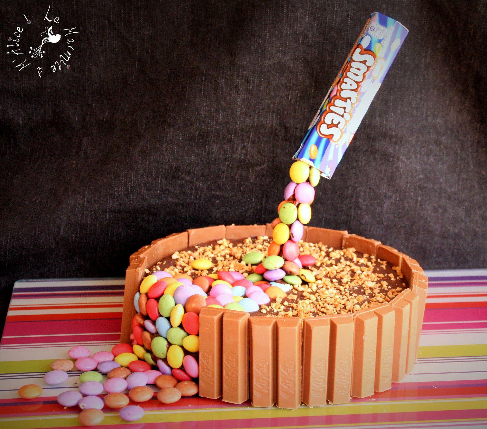 ☆ Gravity Cake ☆