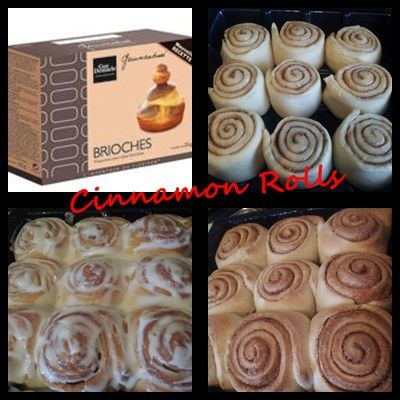 Cinnamon Rolls made in USA ♥