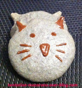 Les macarons &quot&#x3B;petits chats&quot&#x3B;