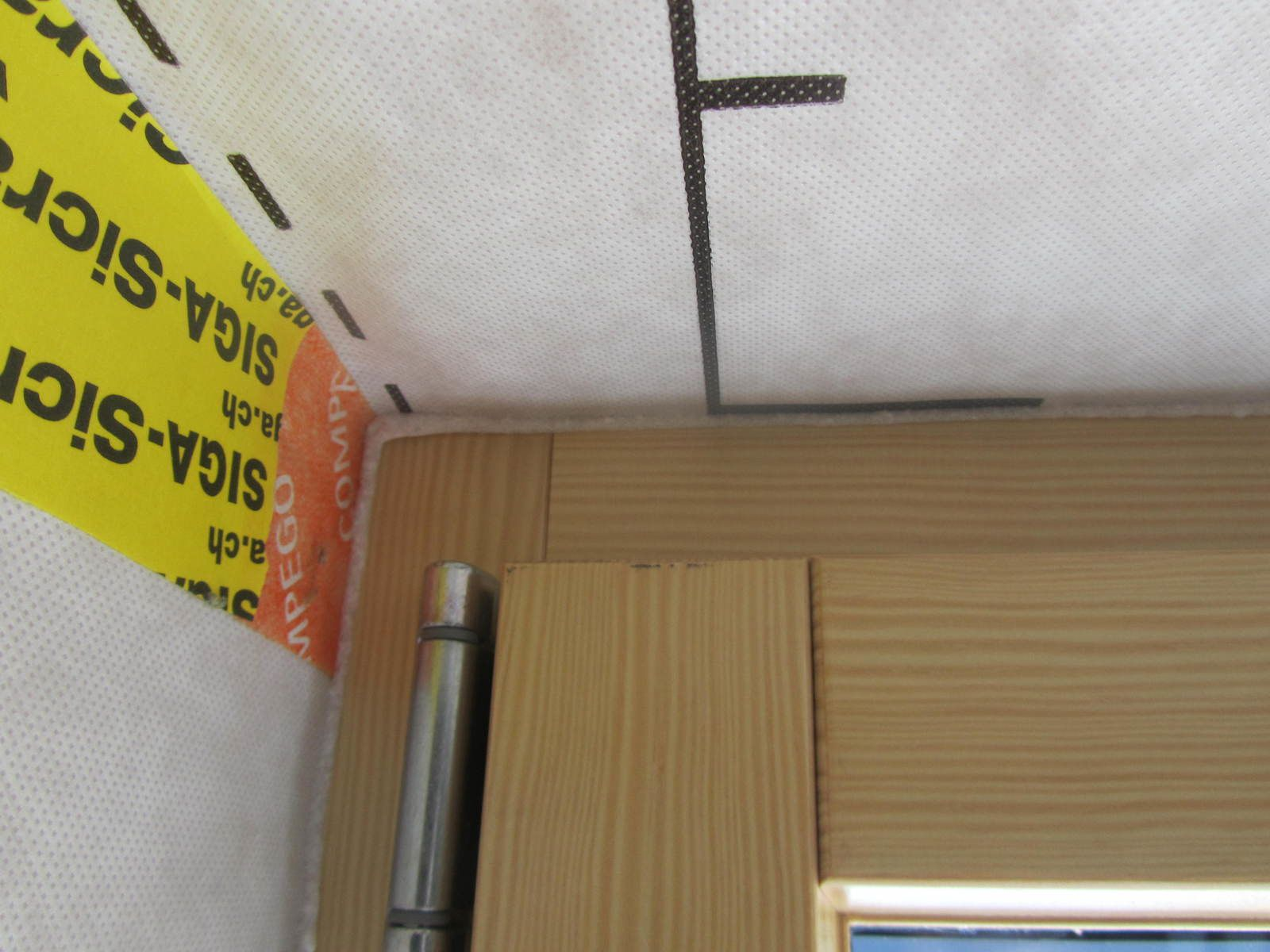 Avancée des travaux S18 Bardage façade sud