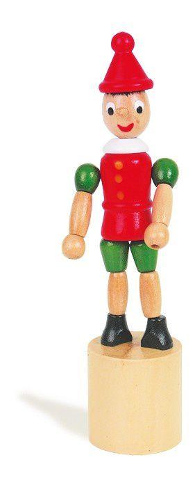 Pinocchio, poussoir en bois - Small foot